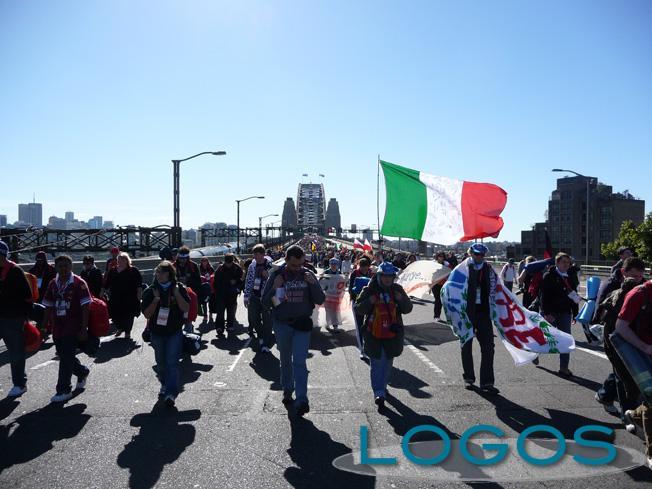 GMG - Giovani pellegrini in marcia