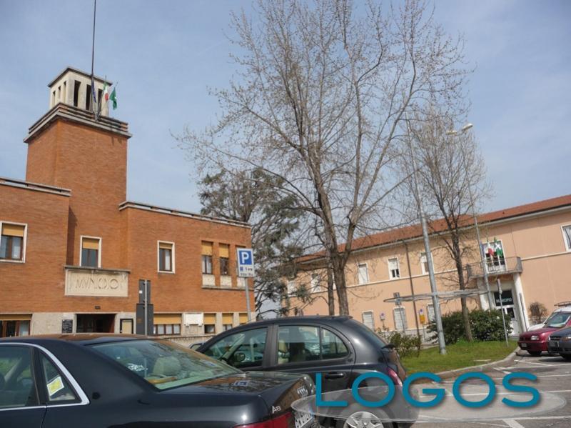 Magnago - Il palazzo Municipale