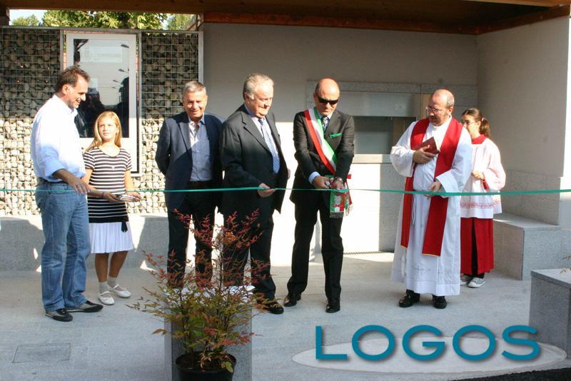Marcallo - Inaugurazione casa dell'acqua.14