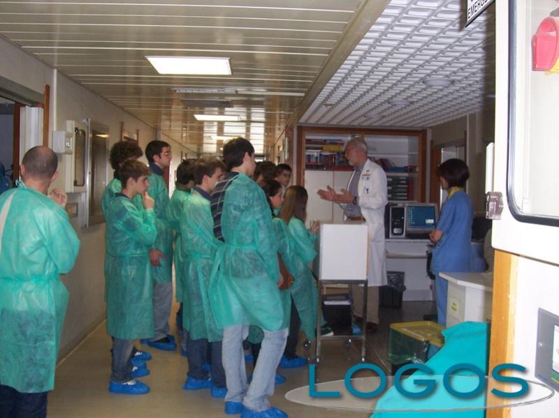 Magenta/Legnano - Gli studenti conoscono gli ospedali