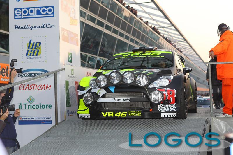 Sport Nazionale - Spettacolo al Monza Rally (Foto di Franco Gualdoni)