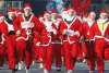 Milano - Babbo Natale running 2010