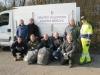 Magnago - Il gruppo volontari di pulizia boschi