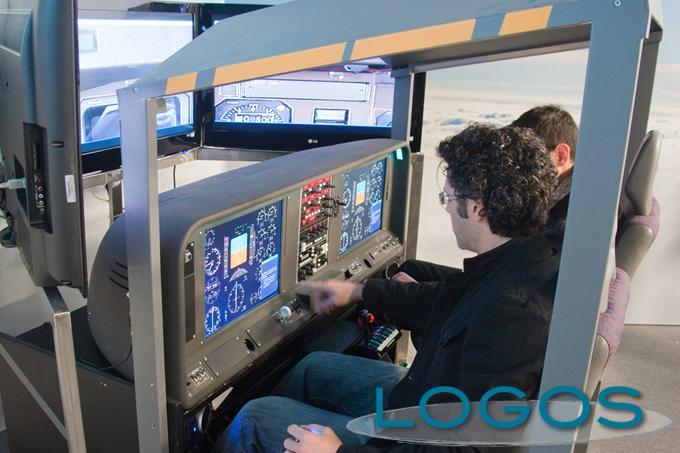 Malpensa - Simulatore di volo a 'Volandia'