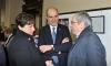 Legnano - Monaco con il sindaco Vitali e l'assessore provinciale Lazzati