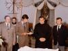Turbigo - Don Giampiero al suo ingresso a Casate