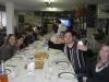 Castano Primo - Alcuni dei ragazzi del pranzo 'tricolore'