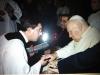 Castano Primo - Don Mauro con Giovanni Paolo II