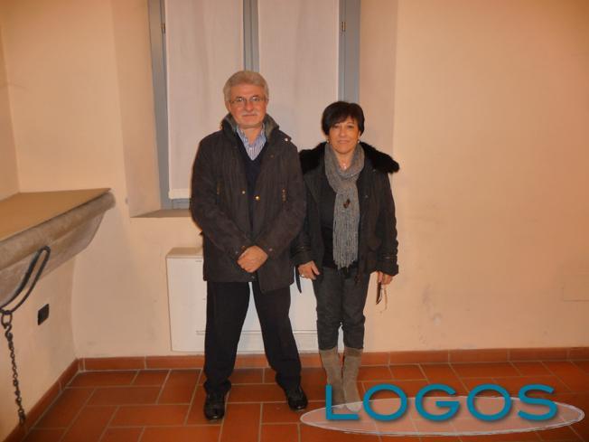 Cuggiono - Luigi Tresoldi e Giuseppina Panza