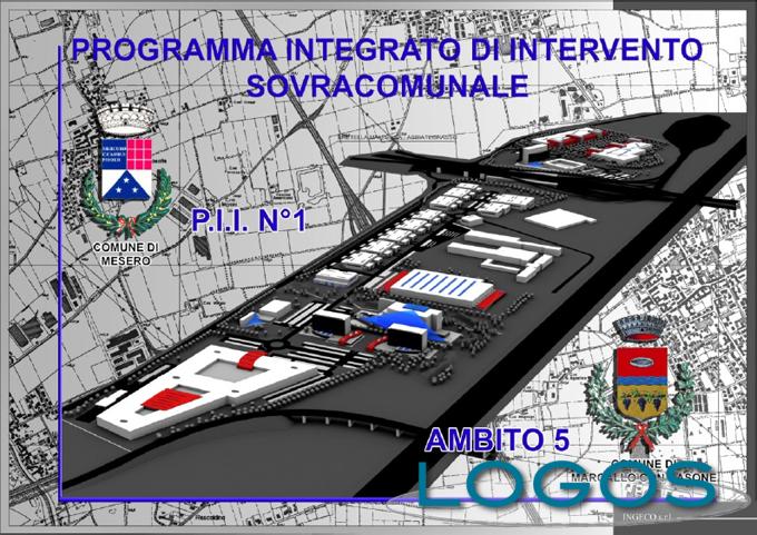 Marcallo / Mesero - Progetto Piano Intergrato di intervento