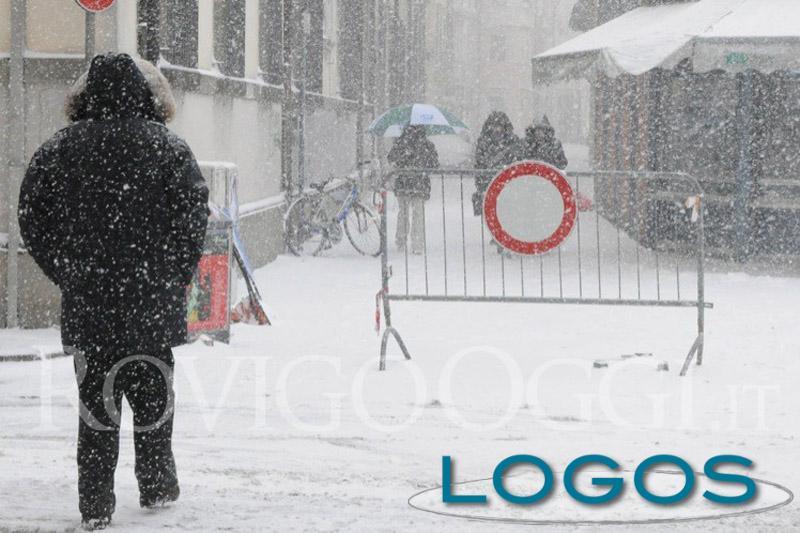 Magnago - Si lavora per far fronte a neve e gelo (Foto internet)