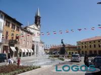Inveruno - Piazza San Martino a festa