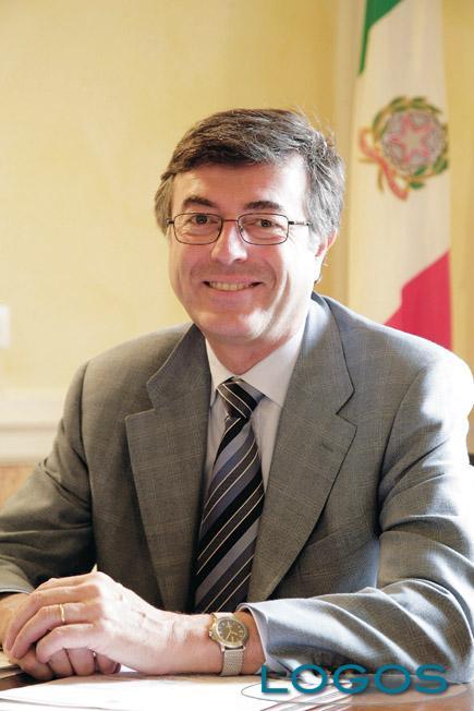 Cuggiono - Giuseppe Locati all'inizio del secondo mandato