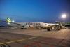 Malpensa - Il Boeing 787 Dreamliner