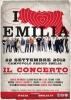 Musica - Italia Loves Emilia, locandina ufficiale