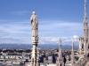 Milano - Duomo di Milano, le guglie (da internet)