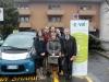 Magenta - Inaugurato il car sharing