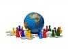 Generica - Mondo con cittadini (da internet)