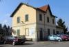 Castano Primo - La stazione ferroviaria (Pubblifoto)