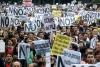 Post Scriptum - Cittadini in piazza per i loro diritti (Foto internet)