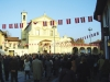Mesero - Fedeli in preghiera per Santa Gianna Beretta Molla