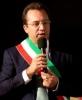 Galliate - Il primo cittadino Davide Ferrari