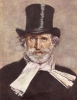 Trecate - L'opera celebra Verdi