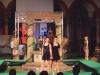 Bernate Ticino - Sfilata di moda in Canonica 2012