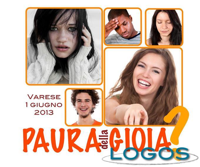 Varese - Paura della Gioia 2013, il logo dell'iniziativa