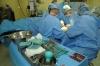 Castano Primo - Medici durante un intervento (Foto internet)