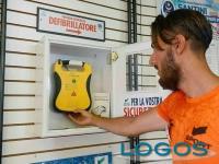Magnago - Defibrillatori negli impianti sportivi (Foto internet)