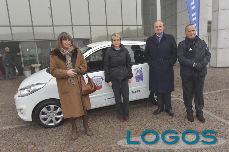Magenta - Una Hyundai I10 in dono all'ospedale
