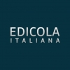 Generica - Il logo di 'Edicola Italiana' (da internet)