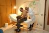 Castano Primo - Controlli con medici e specialisti (Foto Franco Gualdoni)