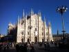 Milano - Il Duomo di Milano in una giornata di sole