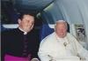 Storie - Mons Pawel e Papa Giovanni Paolo II
