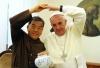 Attualità - Papa Francesco prima del viaggio in Corea