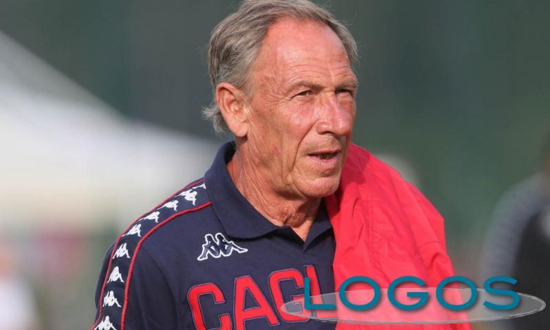 Fuori Campo - Zeman, allenatore del Cagliari (Foto internet)