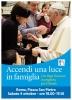 Veglia con Papa Francesco per il Sinodo sulla Famiglia