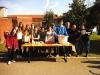 Cuggiono - Gruppo Adolescenti alla castagnata dei Santi 2014