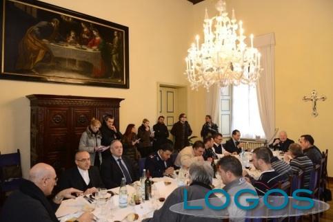 Sociale - Angelo Scola incontra i detenuti di Opera, 6 gennaio 2015