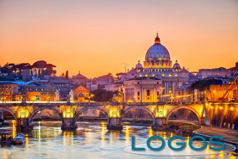 Generica - Roma al tramonto