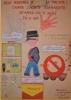 Busto Garolfo/Salute - Campagna di prevenzione contro il fumo, il manifesto