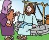 Proeo - Gadget per la Quaresima, 2a Domenica, Gesù con la Samaritana