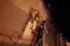 Busto Arsizio - Il muro di Viale Piemonte decorato con la street art e Mr. Klevra