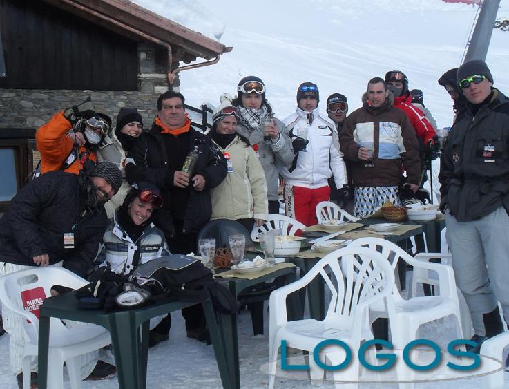 Mesero - GAMM sulle piste da sci