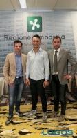 Corbetta - Matteo Rondena con Cecchetti e Rossi