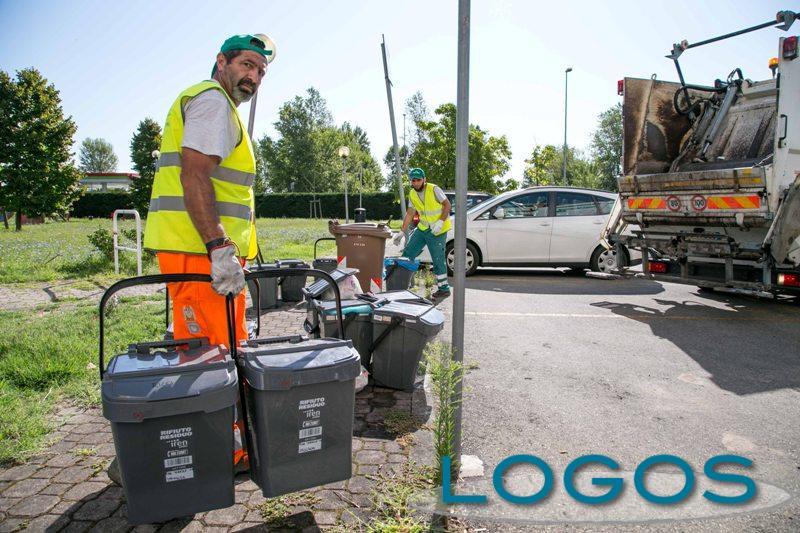 Cuggiono/Magenta - Raccolta rifiuti (Foto internet)