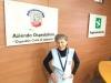 Abbiategrasso - Luisa Stoppini, volontaria AVO