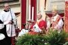 Castano Primo - Don Giuseppe durante le celebrazioni per il Santo Crocifisso